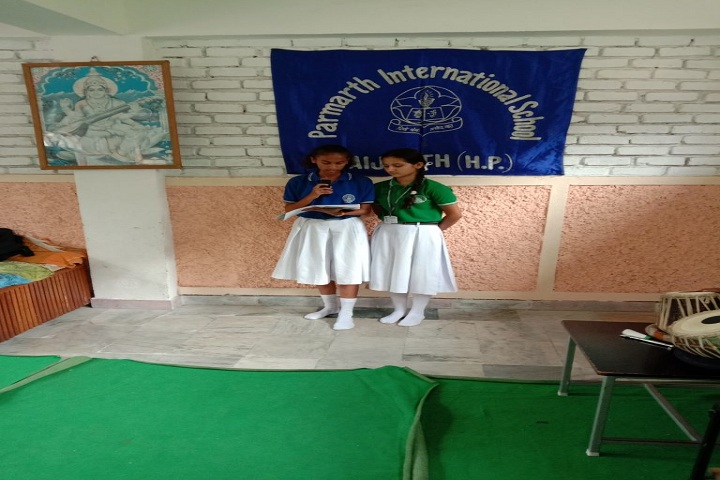 Parmarth International School-Singing