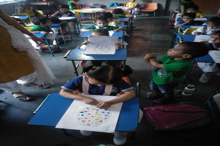 Parmarth International School-Students