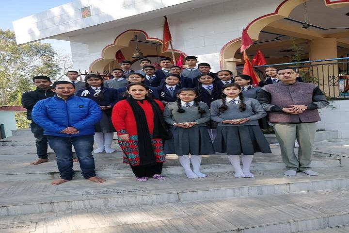 Pine Grove International School-Students