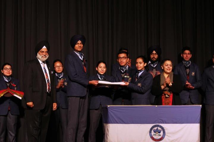 Pine Grove School-Ceremony