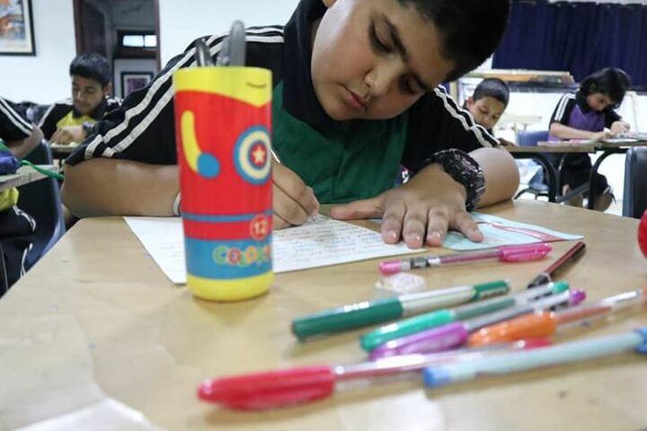 Pine Grove School-Essay Writing