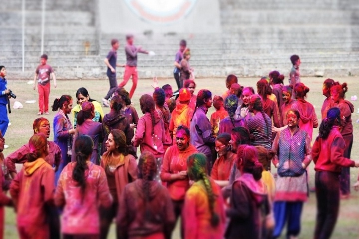 Pine Grove School-Holi Celebrations