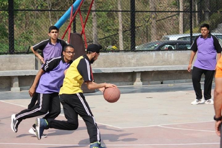 Pine Grove School-Sports