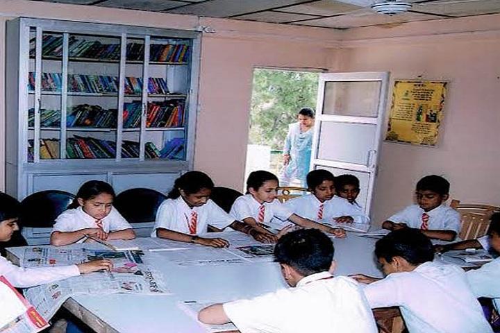 PMR International School-Library