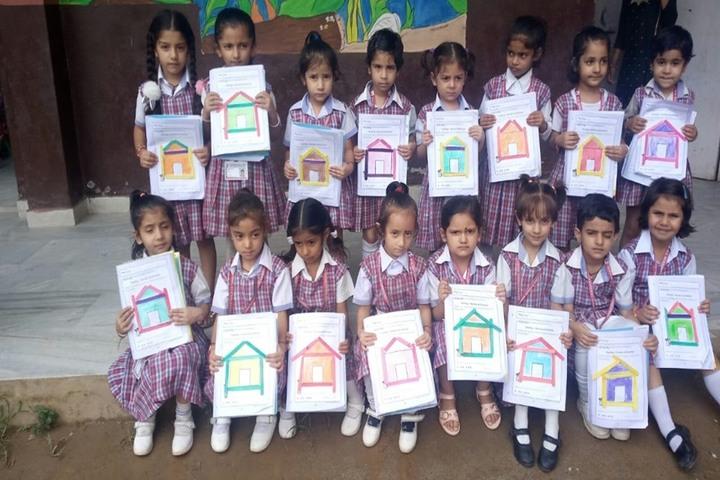 RK International School-Drawing Activity