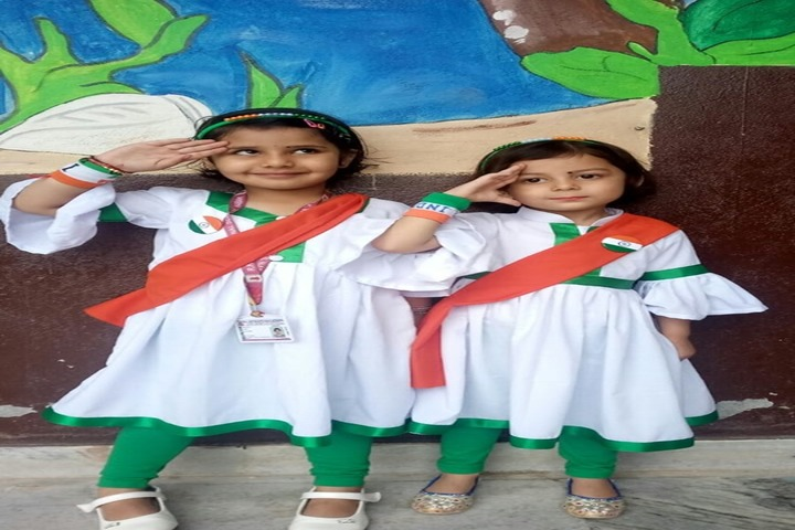 RK International School-Independence Day