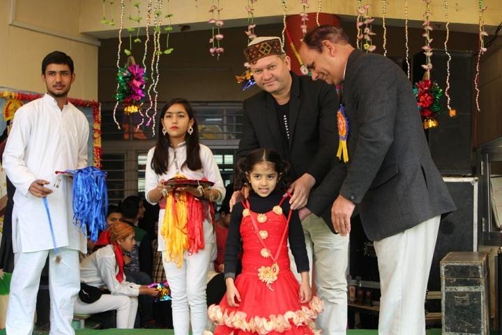 RK International School-Childrens Day Celebrations