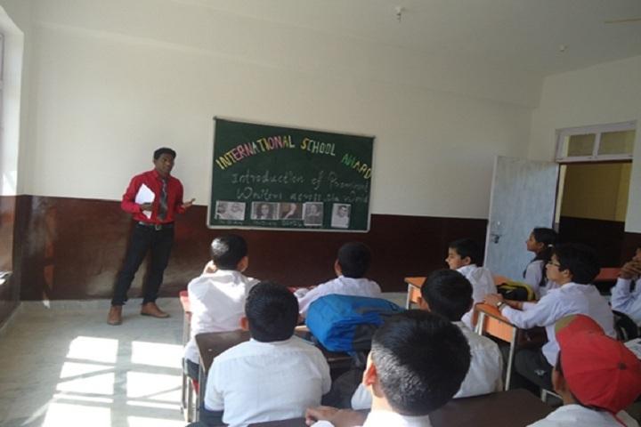 RK International School-Classroom