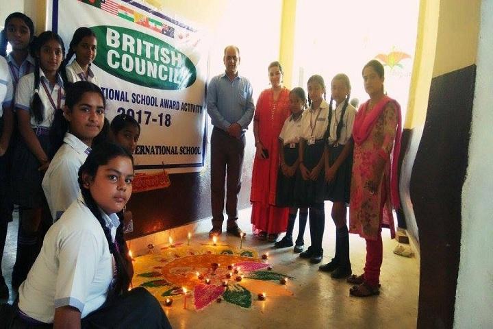 RK International School-Diwali Celebrations