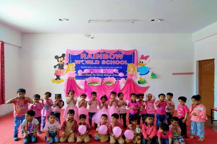 Rainbow World School-Children's Day