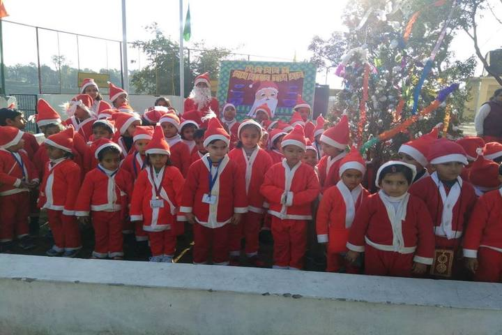 Rainbow World School-Christmas Celebrations
