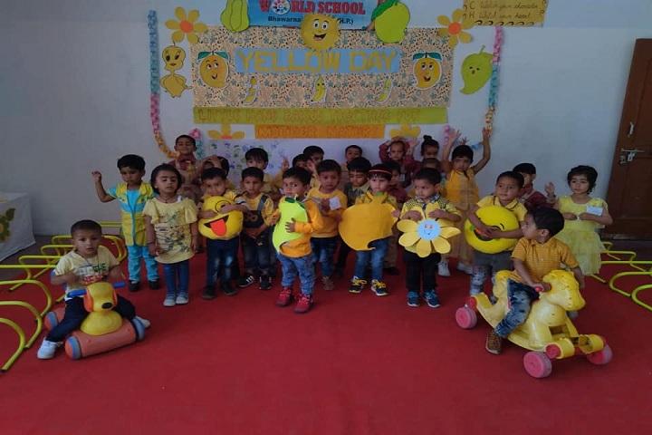 Rainbow World School-Activities