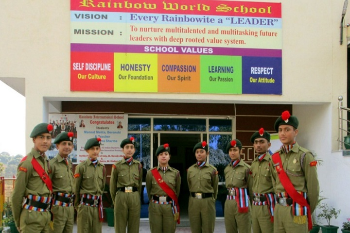 Rainbow World School-NCC