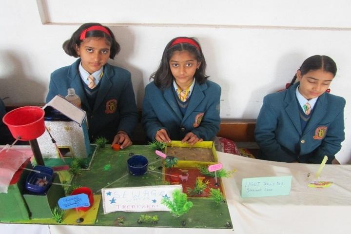 Rainbow World School-Science Fair