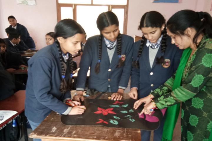 Ramanujam Royal Convent School-Activity