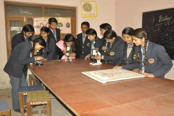 Ramanujam Royal Convent School-Biology Lab