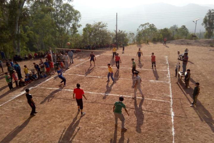 Ramanujam Royal Convent School-Sports