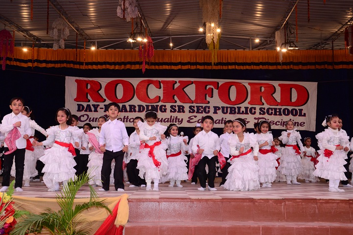 Rockfd Day Boarding Public School-Annual Day