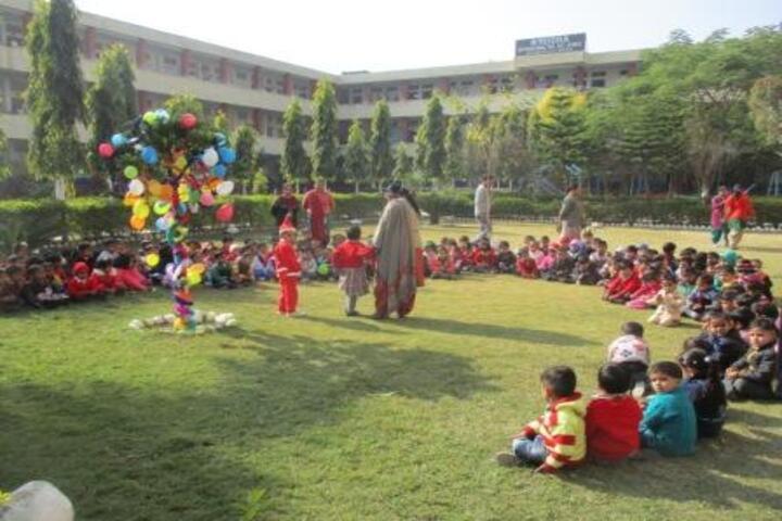 Rudra International School-Activity