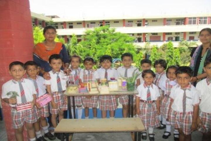 Rudra International School-School Exhibition