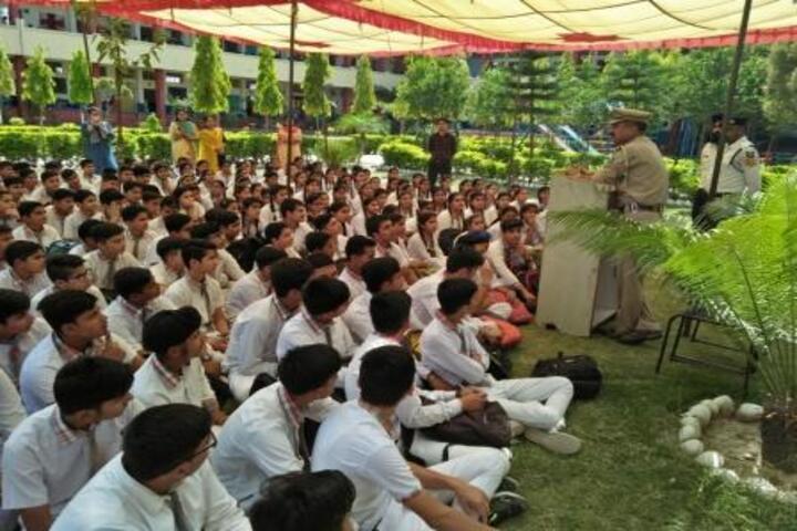 Rudra International School-Workshop