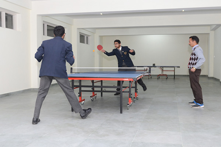 Sacred Heart Convent School-Table Tennis