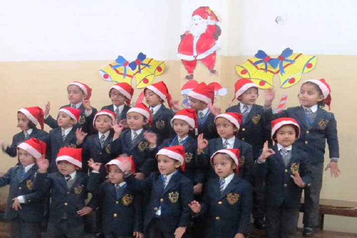 Sacred Heart Convent School-Christmas Celebrations