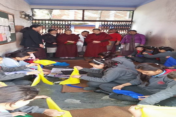 Sambhota Tibetan School-Activities 2
