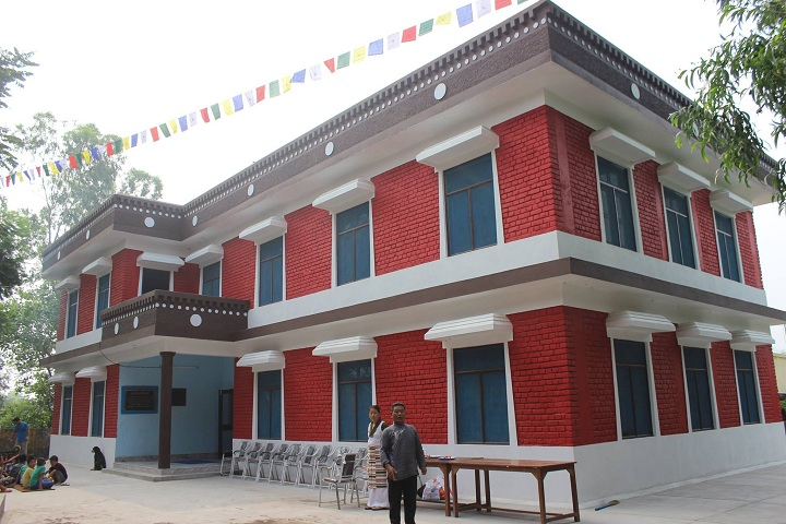 Sambhota Tibetan School-Campus View