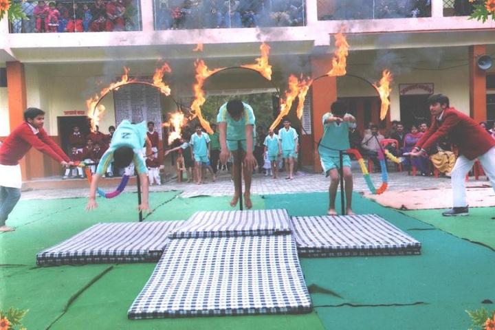 Saraswati Vidya Mandir High School-Gymnasium