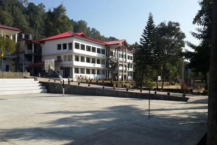 Scholars  International School-Campus View