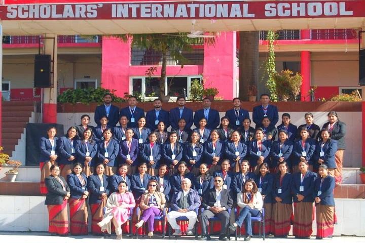 ScholarS International School-Group Photo