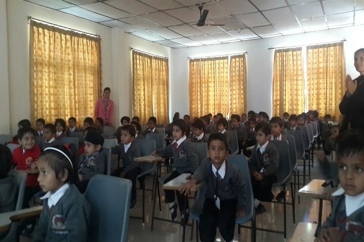 ScholarS International School-Seminar Hall