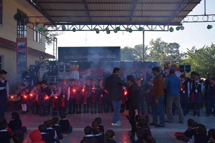 Seven Star Senior Secondary Public School-Diwali Celebrations