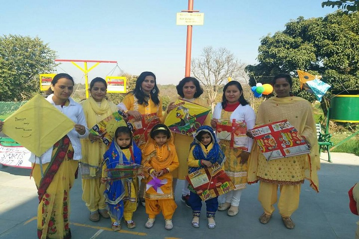 Seven Star Senior Secondary Public School-Festival Celebrations