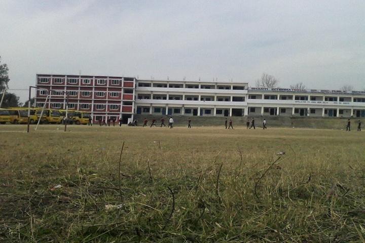 Shanti International Public School-Campus View