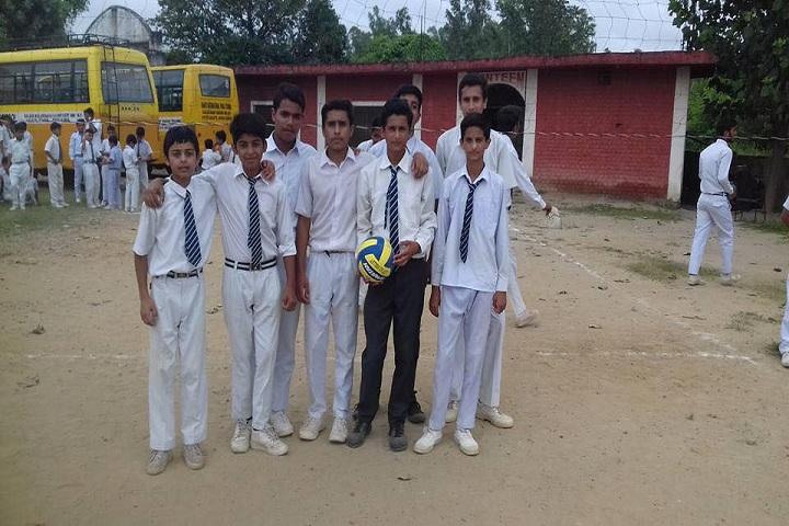 Shanti International Public School-Sports