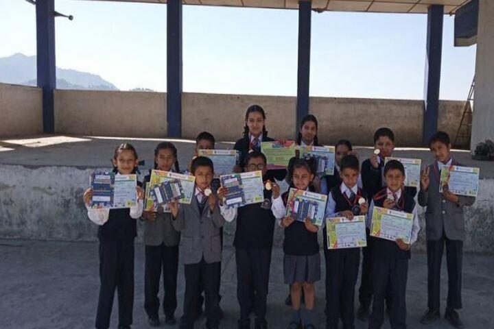 Shimla Presidency School-Achievement