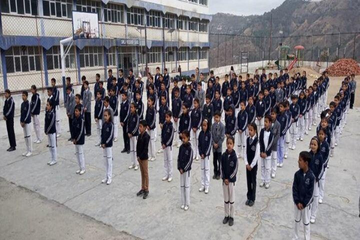 Shimla Presidency School-Assembly Ground