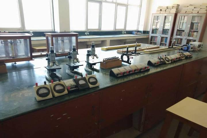 Shimla Presidency School-Biology Lab