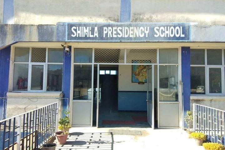 Shimla Presidency School-Campus View