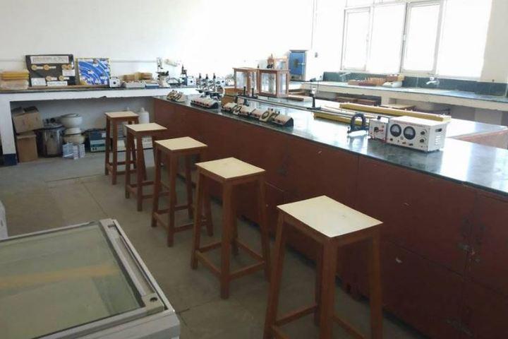 Shimla Presidency School-Physics Lab