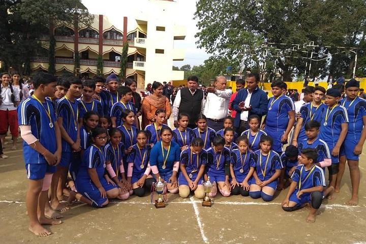 SSRVM Senior Secondary School-Sports