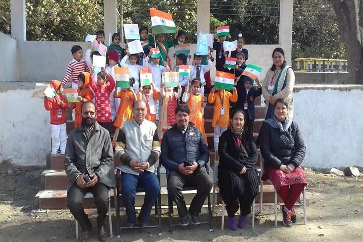 SSRVM Senior Secondary School-Patriotic Day