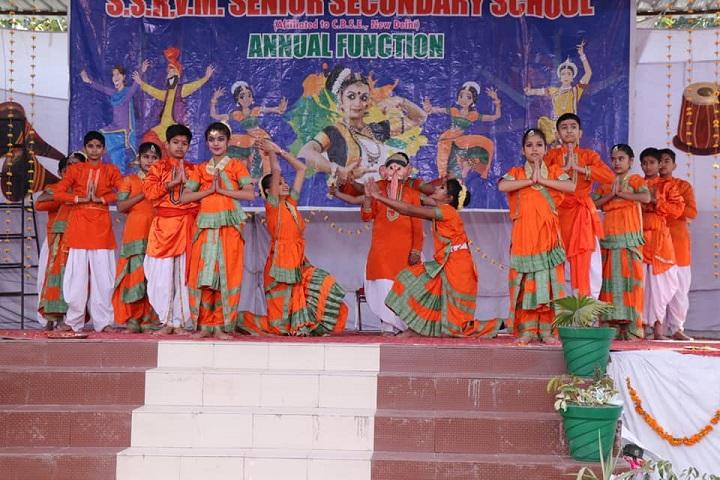 SSRVM Senior Secondary School-Cultural Day