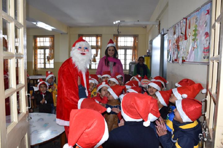 St Edwards School-Christmas