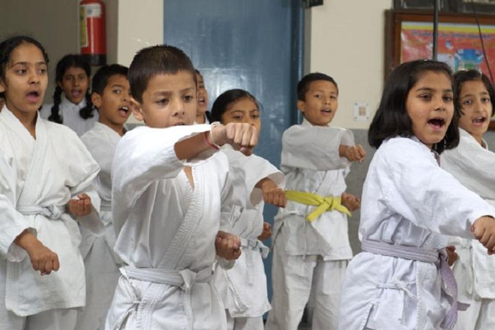 St Lukes Senior Secondary School-Karate