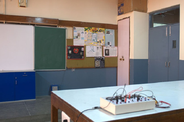 St Lukes Senior Secondary School-Physics-Lab