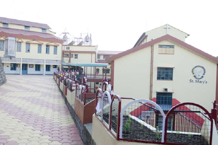 St  Marys Convent School-Campus Area