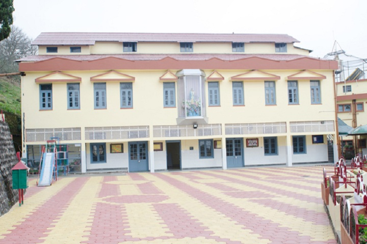 St  Marys Convent School-Campus View